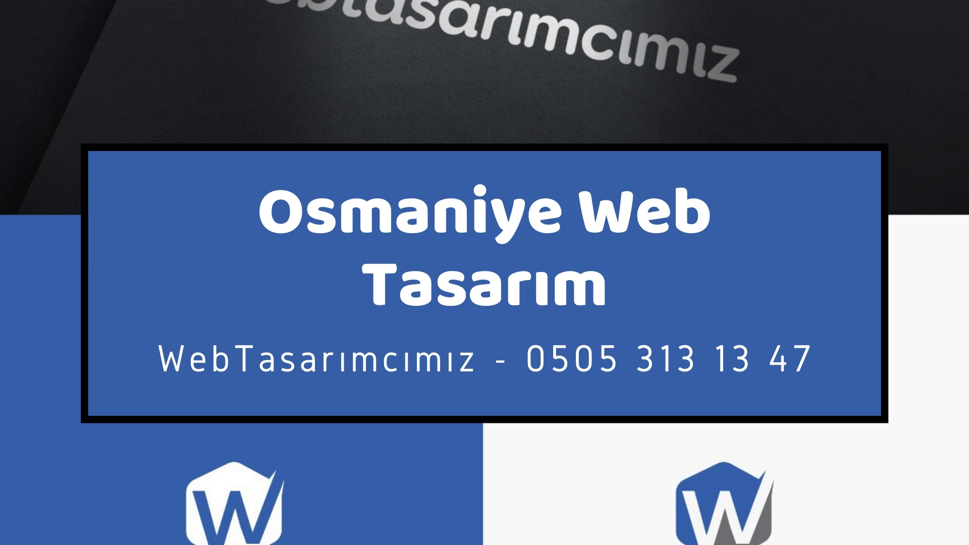 Osmaniye Web Tasarım