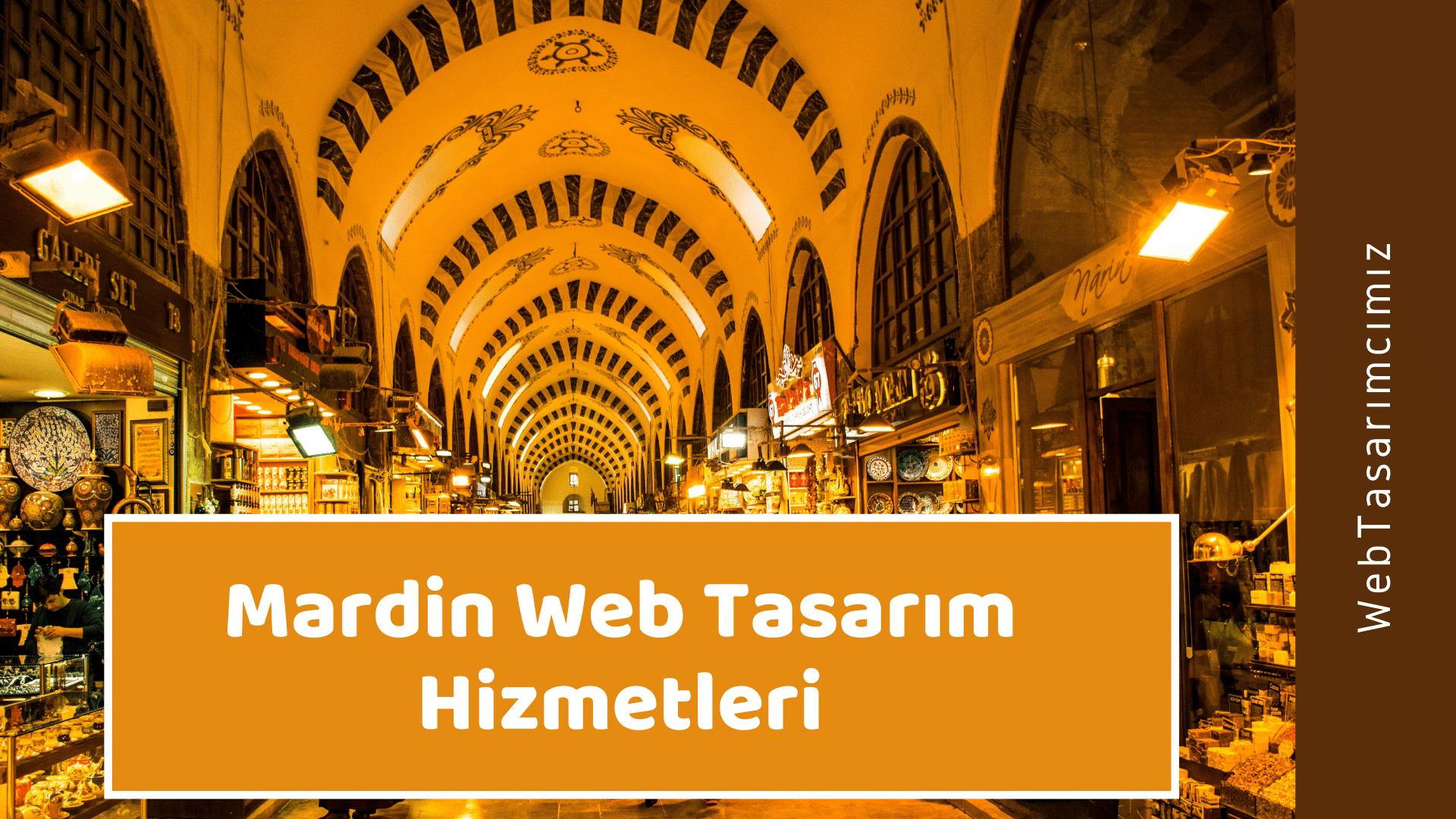 Mardin Web Tasarım Hizmetleri