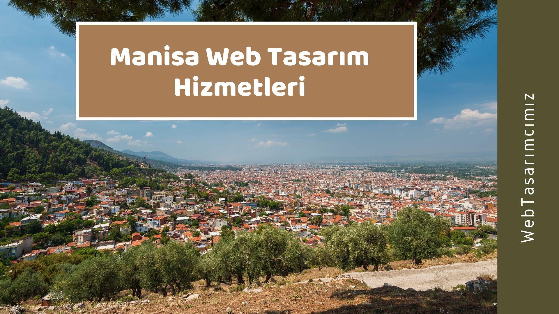 Manisa Web Tasarım Hizmetleri